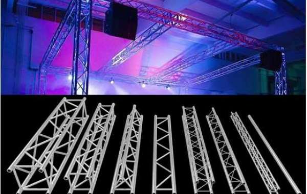 What is a aluminum stage barrier?