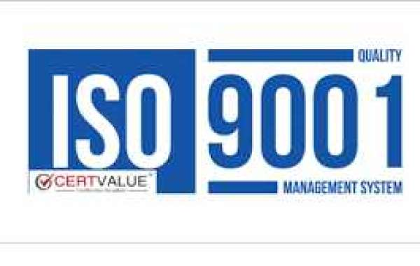 ISO 9001 Certification (Quality management system)